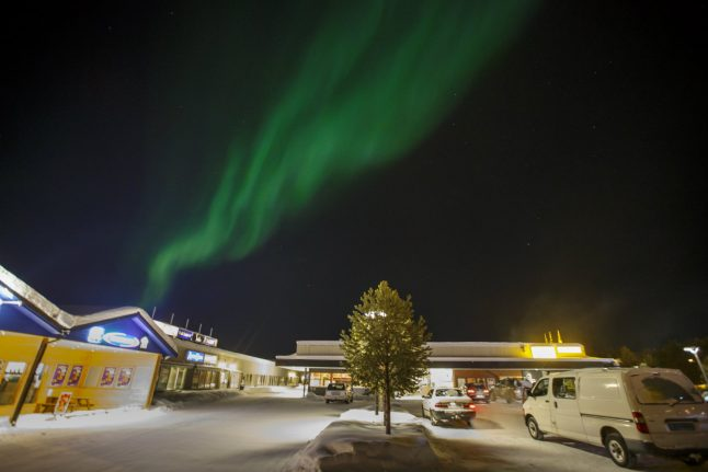 'Fireball' spotted as possible meteor lands in northern Norway