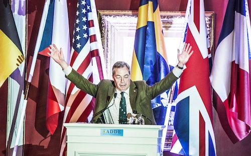 Why Farage and his friends are willing Sweden to fail
