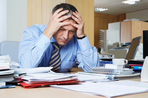 One quarter of workers in France are 'hyperstressed' and half are highly anxious