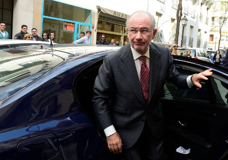Spain court orders ex-IMF head Rato to be tried for fraud