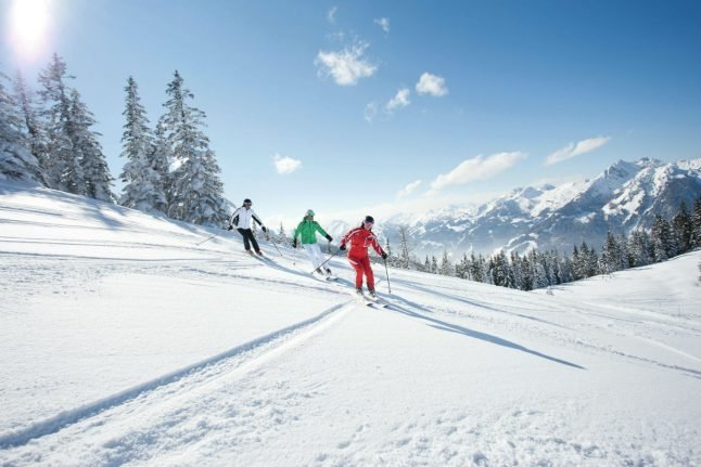 How learning to ski helped me shake off my German winter blues