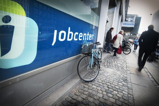 Small drop in unemployment in Denmark: report