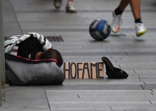 Italy's young get poorer while the old get richer: report