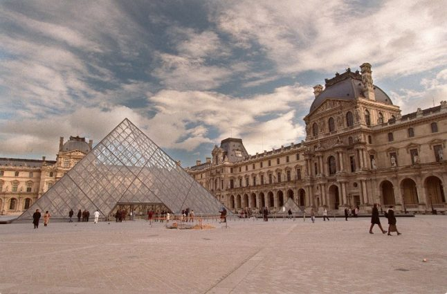 World's only particle accelerator for art to shed light on precious works at Louvre