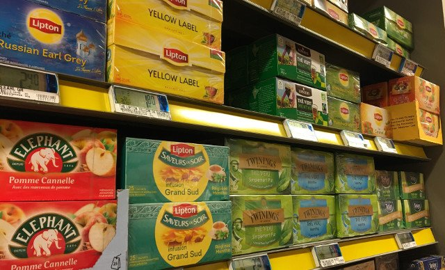 Tea bags sold in France found to contain 'up to 17 types of pesticides'