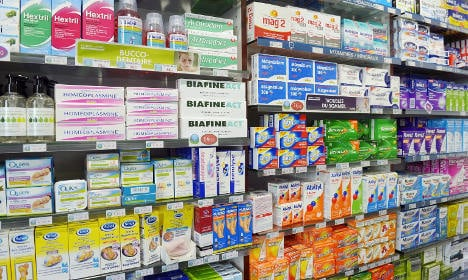 French public urged to avoid 28 over-the-counter medicines for colds, coughs and flu