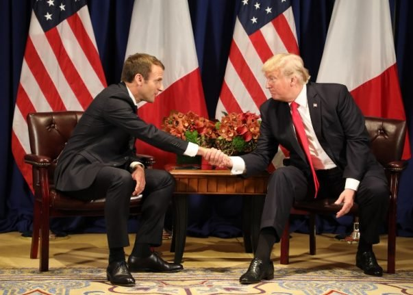 'What's your other option, war?': Macron blasts Trump's policy towards Iran