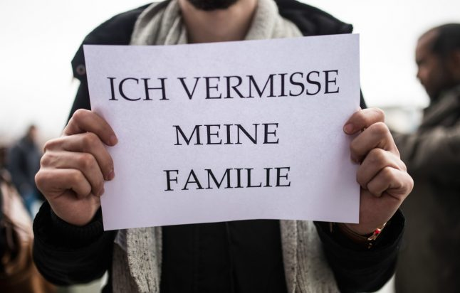 Life in suspense: the refugees in Germany who can't reunite with their families