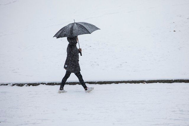 Heavy snow and falling temperatures forecast across Sweden this week