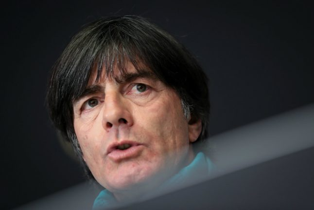 Löw to test German World Cup hopefuls in France friendly