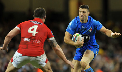 Italian rugby players probed over bar brawl