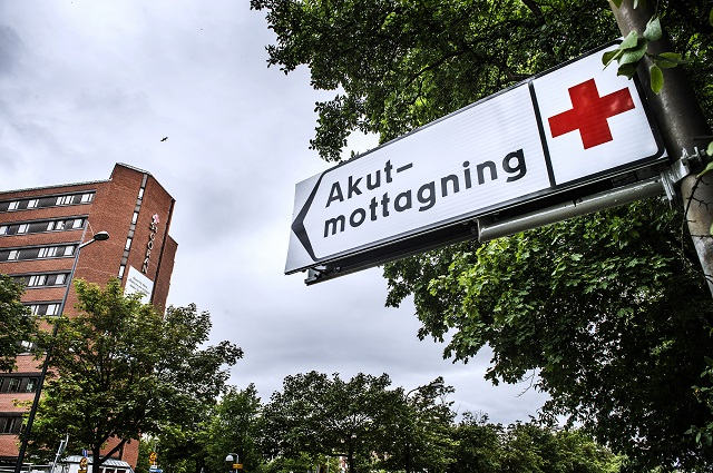 This is how long you may have to wait for emergency care in Sweden