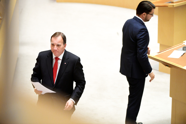 Could the Sweden Democrats leave Sweden ungovernable after the election?