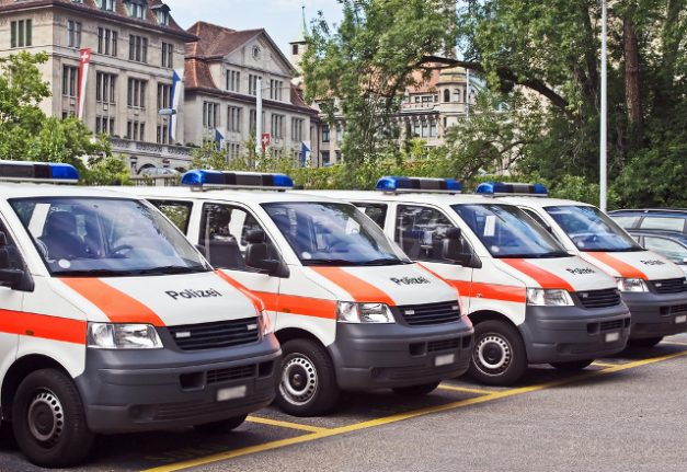 Zurich police will no longer automatically name nationality of crime suspects