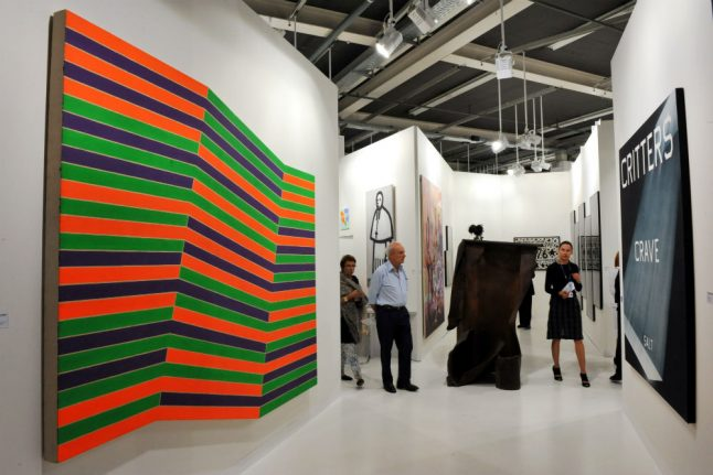 Will new fair Art Düsseldorf compete with largest German art fair in Cologne?