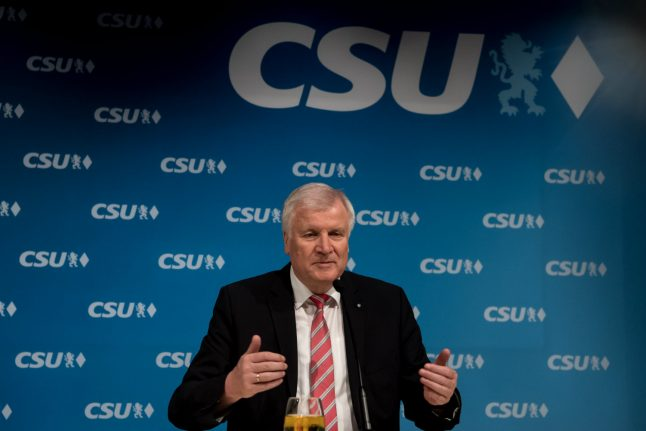 Merkel ally sees repeat coalition with SPD as 'best option'