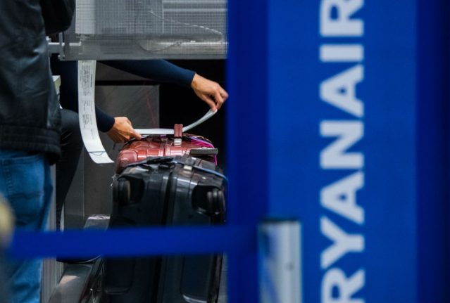 First Ryanair strike sees delays, but no cancellations in Germany