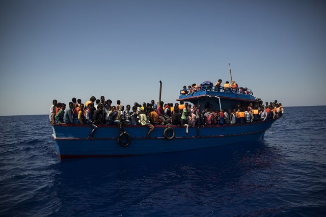 Amnesty International: European governments are 'complicit' in abuse of migrants in Libya