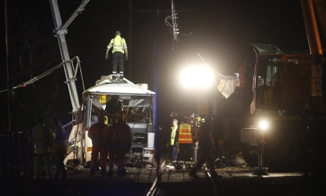 Deadly French bus crash probe focusing on safety barriers