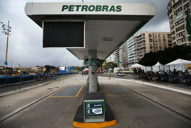 Statoil invests up to $2.9 billion in Petrobras oil field