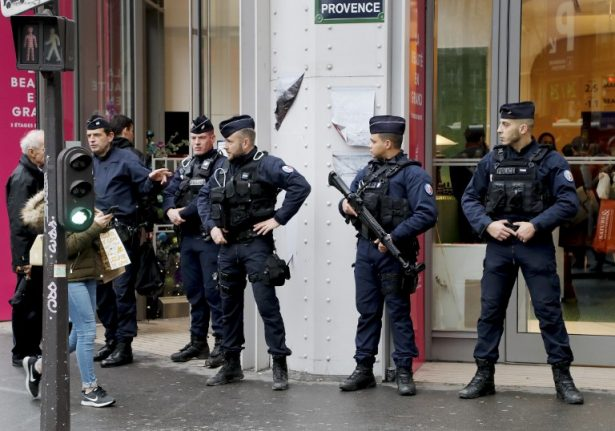 Two arrested in terror swoops in France