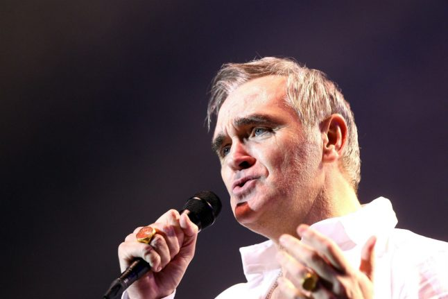 Spiegel hits back at Morrissey by publishing audio of controversial interview