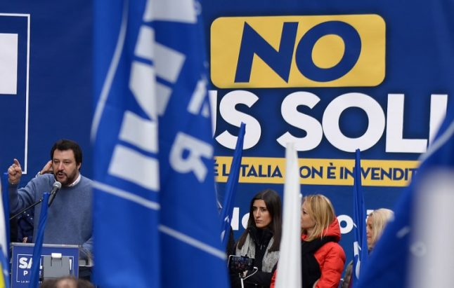 'We're scared of immigration, not Europe,' say Italian voters