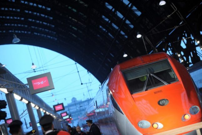 Italy to get high-speed train between Perugia and Milan