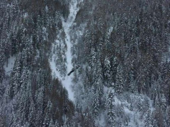 Off-piste skier killed by avalanche in Valais