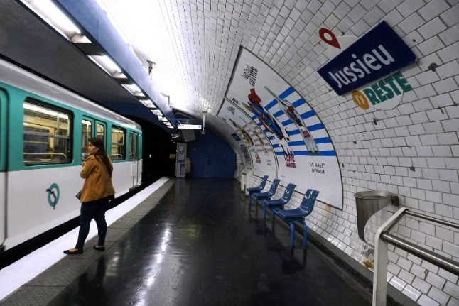 'Hundreds of thousands of women' in France molested on public transport