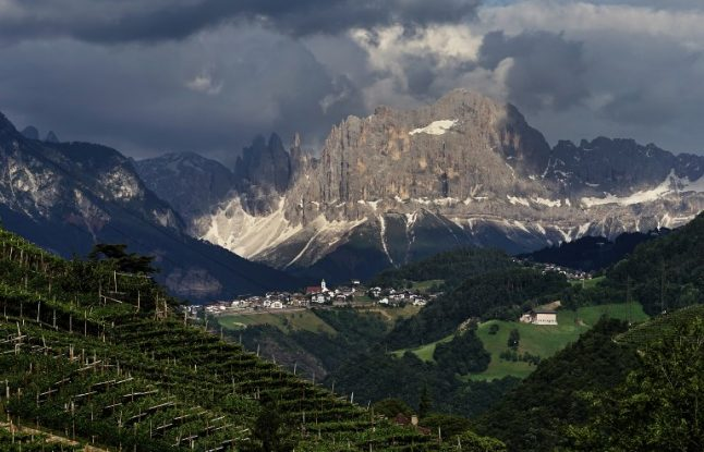 Italy indignant after Austria offers passports to South Tyroleans