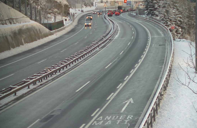 Gotthard road tunnel closed after fatal accident