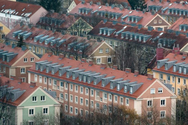 Germany's property boom will keep on going, experts predict