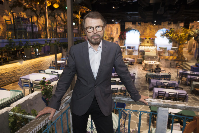 #MeToo is a revolution, Abba's Björn Ulvaeus predicts