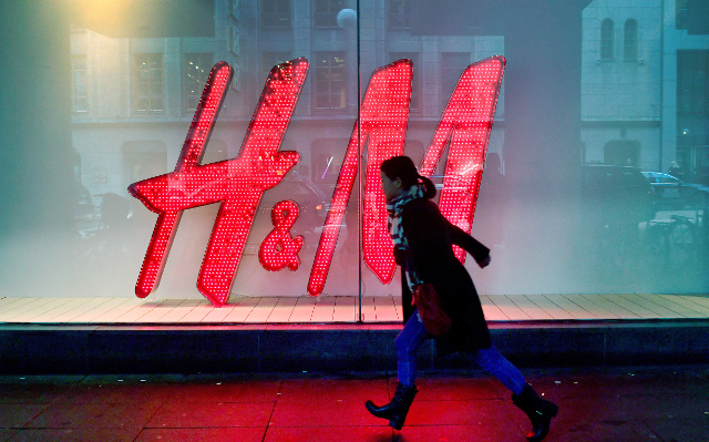 H&M to boost online brand amid store closures