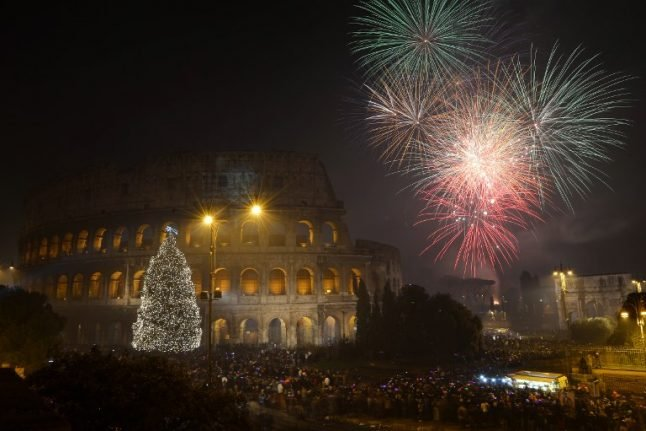 Ten ways to celebrate New Year's Eve 2018 in Italy