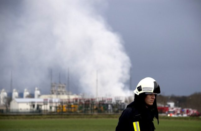 Italy declares energy emergency after Austrian explosion cuts off gas supply
