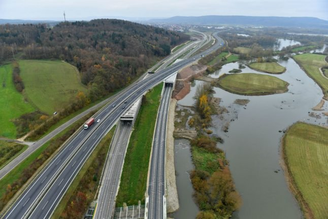 Opening of new Berlin-Munich high-speed train line to be celebrated Friday