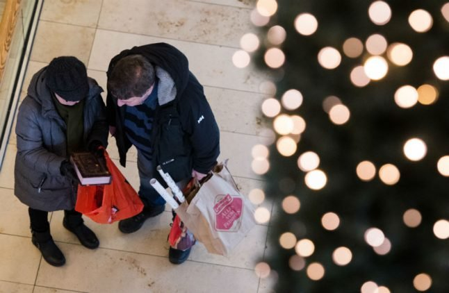 German consumers to start new year in high spirits