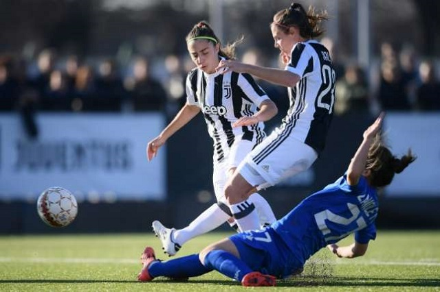 How the Juventus women's team is shaking up Italian football