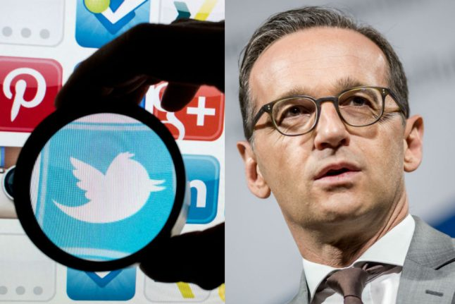 Justice Minister falls victim to own social media 'censorship' law