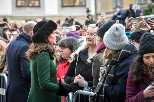 Blog: Prince William and Kate in Stockholm