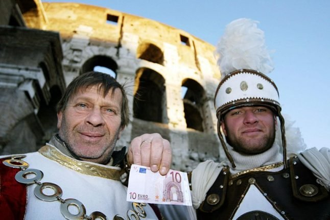 Even Italy's eurosceptics have given up on leaving the euro