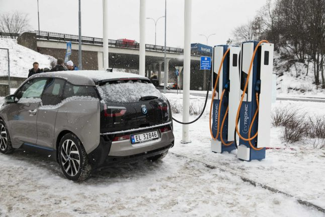 More than half of Norway's new cars electrified: data