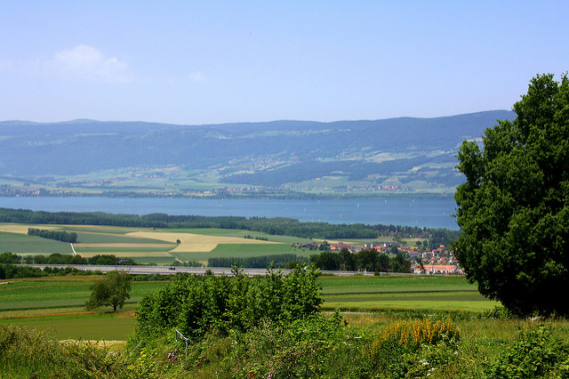 Teenager found dead by Lake Neuchâtel, suspect arrested