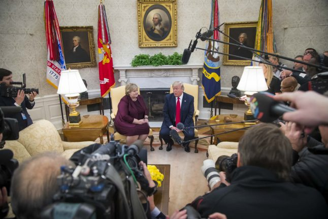 Trump's invitation to immigrate leaves Norwegians cold