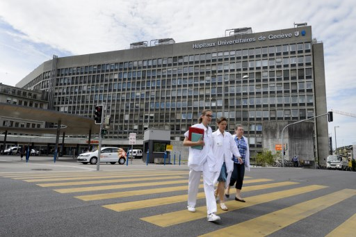 Six percent of patients contract an infection in a Swiss hospital