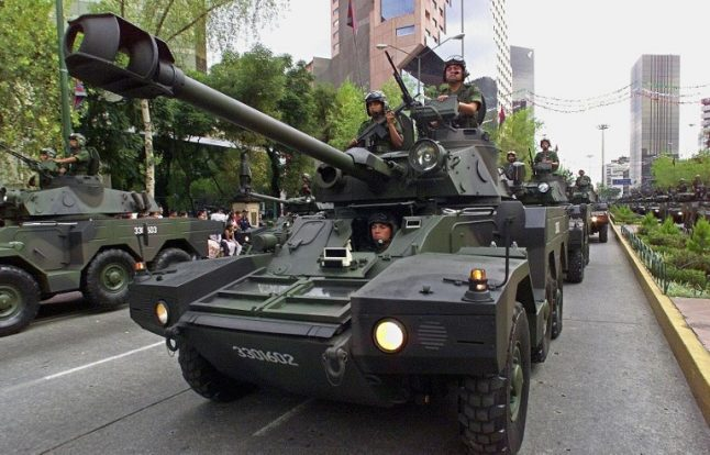 Spain to boost defence budget