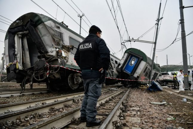 Here's everything we know so far about the Milan train crash