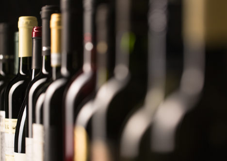 Thirsty Russians push Italy wine exports to record level